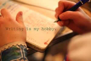 writing-is-my-hobby