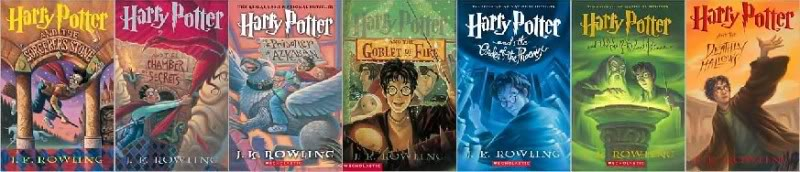 HarryPotterBookCovers-1